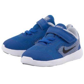 Nike – Nike Boys' Revolution 3 819415402-1 – ΜΠΛΕ