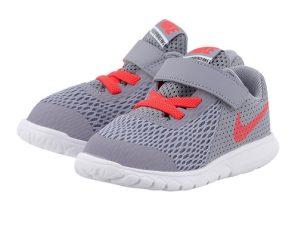Nike – Nike Flex Experience 5 (TDV) 844993-502 – ΓΚΡΙ ΣΚΟΥΡΟ