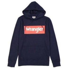 Φούτερ Wrangler Sweatshirt à capuche Logo