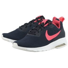 Nike – Nike Air Max Motion LW SE 844836-006. – ΜΑΥΡΟ/ΚΟΚΚΙΝΟ