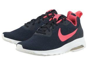 Nike – Nike Air Max Motion LW SE 844836-006. – ΜΑΥΡΟ/ΚΟΚΚΙΝΟ