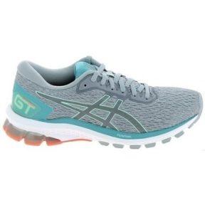 Παπούτσια για τρέξιμο Asics GT 1000 9 Gris Vert [COMPOSITION_COMPLETE]