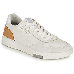 Xαμηλά Sneakers Geox U SEGNALE B ΣΤΕΛΕΧΟΣ: Δέρμα / ύφασμα & ΕΠΕΝΔΥΣΗ: Συνθετικό και ύφασμα & ΕΣ. ΣΟΛΑ: Δέρμα & ΕΞ. ΣΟΛΑ: Καουτσούκ
