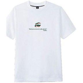 T-shirt με κοντά μανίκια Tealer T-shirt Red Eyes