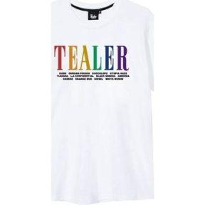 T-shirt με κοντά μανίκια Tealer T-shirt Grass family