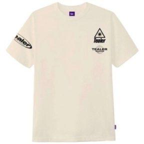 T-shirt με κοντά μανίκια Tealer T-shirt Basic + Patch