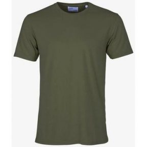 T-shirt με κοντά μανίκια Colorful Standard T-shirt Seaweed Green [COMPOSITION_COMPLETE]