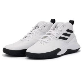 adidas Sport Performance – adidas Ownthegame EE9631 – λευκο/μαυρο