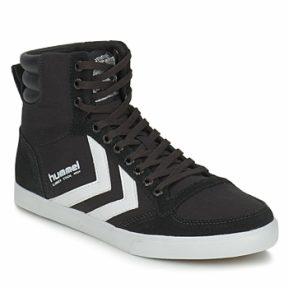 Ψηλά Sneakers Hummel TEN STAR HIGH CANVAS ΣΤΕΛΕΧΟΣ: Ύφασμα & ΕΠΕΝΔΥΣΗ: Ύφασμα & ΕΣ. ΣΟΛΑ: Ύφασμα & ΕΞ. ΣΟΛΑ: Καουτσούκ