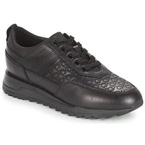 Xαμηλά Sneakers Geox D TABELYA ΣΤΕΛΕΧΟΣ: Δέρμα και συνθετικό & ΕΠΕΝΔΥΣΗ: Συνθετικό ύφασμα & ΕΣ. ΣΟΛΑ: Συνθετικό ύφασμα & ΕΞ. ΣΟΛΑ: Καουτσούκ